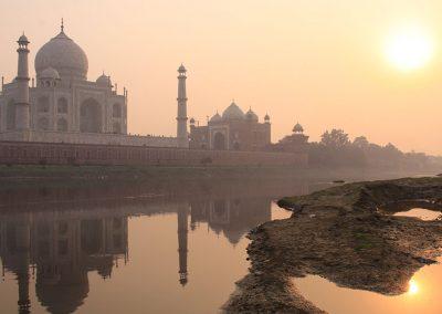 Agra - Taj Mahal fot. Andrzej Mazurkiewicz
