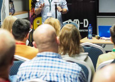 wykłady, wykłady.... (Jura 2018 - fot. Grzegorz Maciąg)
