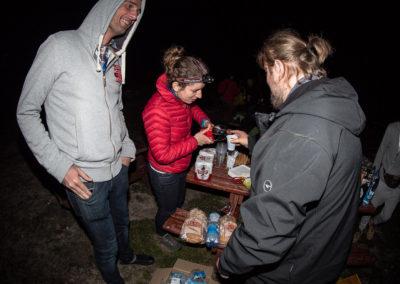 a wieczorami się bawimy... (Hala Szrecnika, warsztaty 2015)
