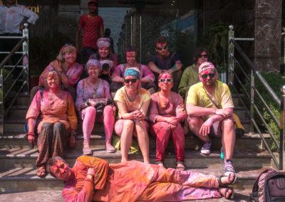 Holi - dzień trzeci (koniec)